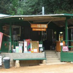 Pack Station Porch Store